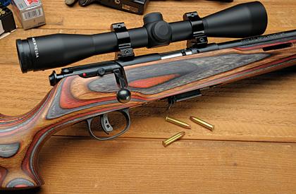 New Savage Model 93 Rimfire
