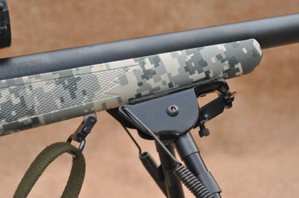 Savage Model 10 Precision Carbine