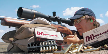 By Wayne van Zwoll    The Leupold 6.5-20X has all the bells and whistles: sunshade,