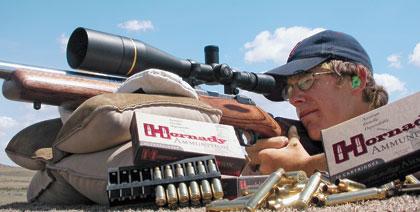 Scoping A Varmint Rifle