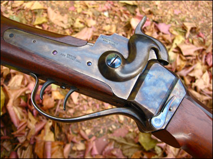 The Sharps Rifle