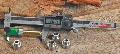Shoulder Bump Gage  for .30-06 Sinclair  250-003-263 .25-06 etc