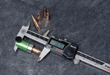 By RifleShooter Staff    These comparators, which attach to the blade of a caliper,