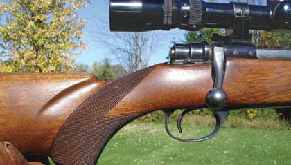 A Sporting Mauser