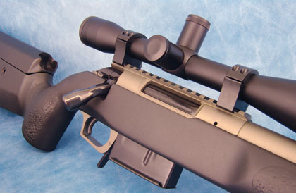 T/C Warlord Rifle