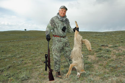 By Layne Simpson    Sometimes in wide-open country varmint shooters need a cartridge