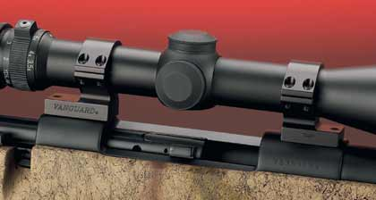 By Stan Trzoniec    Over the past decade or so, Weatherby has moved the Vanguard from
