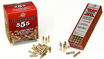 Winchester Ammunition Launches Two .22 LR Loads۬