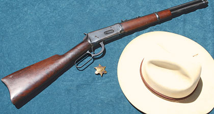 The most famous name in American gun making is also a great pick for starting a gun collection.