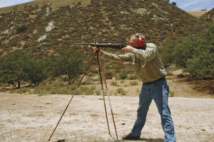 Recoil can ruin your shooting. Take steps now to lessen the blow.