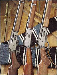 The All-American Lever Gun