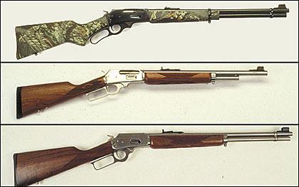 The All American Lever Gun