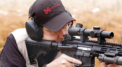 Backup Iron Sights for Your AR