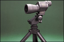 How much magnification is really usable in a spotting scope is open for debate.