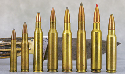 If the author were in the ammo business, which calibers would stay, and which old favorites would go?