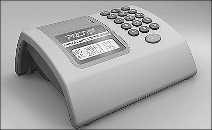 Pact Professional Chronograph