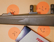 By Patrick Sweeney    This Remington .308 is bone stock except for facing the action,