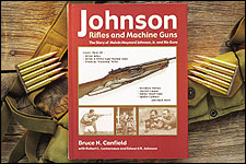 A new book chronicling the M1941 Johnson rifle and its progeny is available from