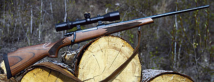 A new series of affordable 98 Mauser rifles from Remington