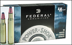 Federal's Power-Shok Low Recoil Cartridge