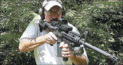 Building a Tactical AR