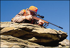 Prepping your hunting rifle--and you--for success in the field.