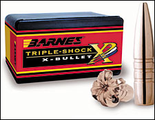 Triple-Shock X-Bullet