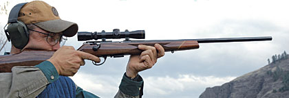 Weatherby teams up with Europe's most respected rimfire gunmaker to bring back the Mark XXII. And this time it's a bolt action.