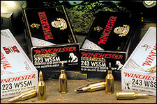 Going short, Winchester announces the .223 and .243 WSSMs