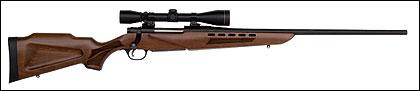 Mossberg's New Lightning Bolt Action Trigger System