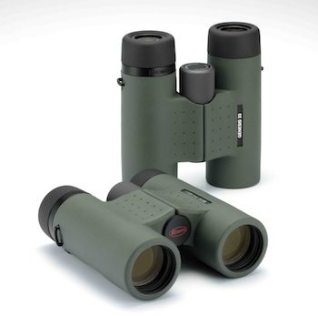 Kowa's Genesis Series XD 44 and XD 33 binoculars are first to use the Prominar brand name, utilizing four XD lenses