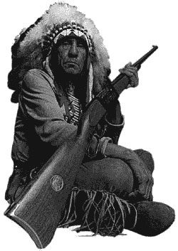 Savage Arms' Chief Lame Deer