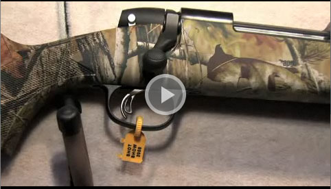 Michael Jensen gives an overview of the Marlin XL7 bolt-action rifle. It's a beautiful gun with a