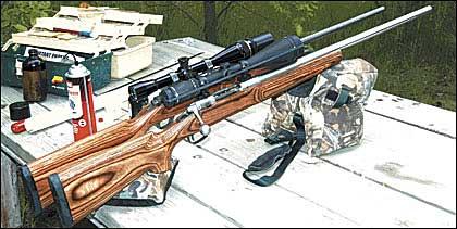 Ruger Mark II Target vs the Savage Model 12 Varmint