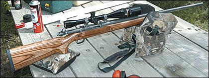 Ruger Mark II Target
