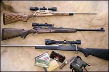 The Combination Deer and Elk Rifle