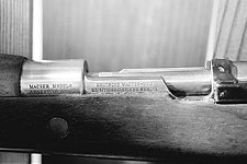 A compelling feature of the 1909 Argentine Mauser that makes it a prime candidate for sporterizing is the fact that most of these rifles were made at the Deutsche Waffen- und Munitionsfabriken (DWM) in Berlin. The workmanship is an excellent example of pre-war German quality.