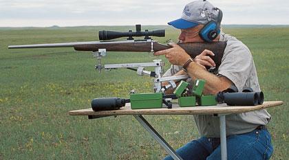 The Modern Varmint Rifle