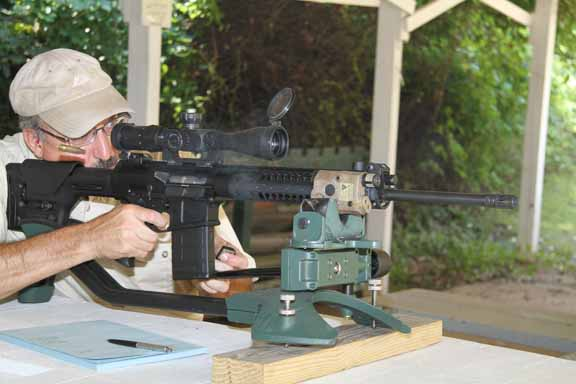 By Patrick Sweeney The LWRC International REPR (Rapid Engagement Precision Rifle) comes to us from