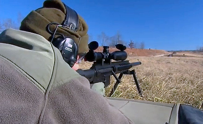 Once you get a grasp of the basics of long range AR rifle shooting, it's pretty simple to learn the
