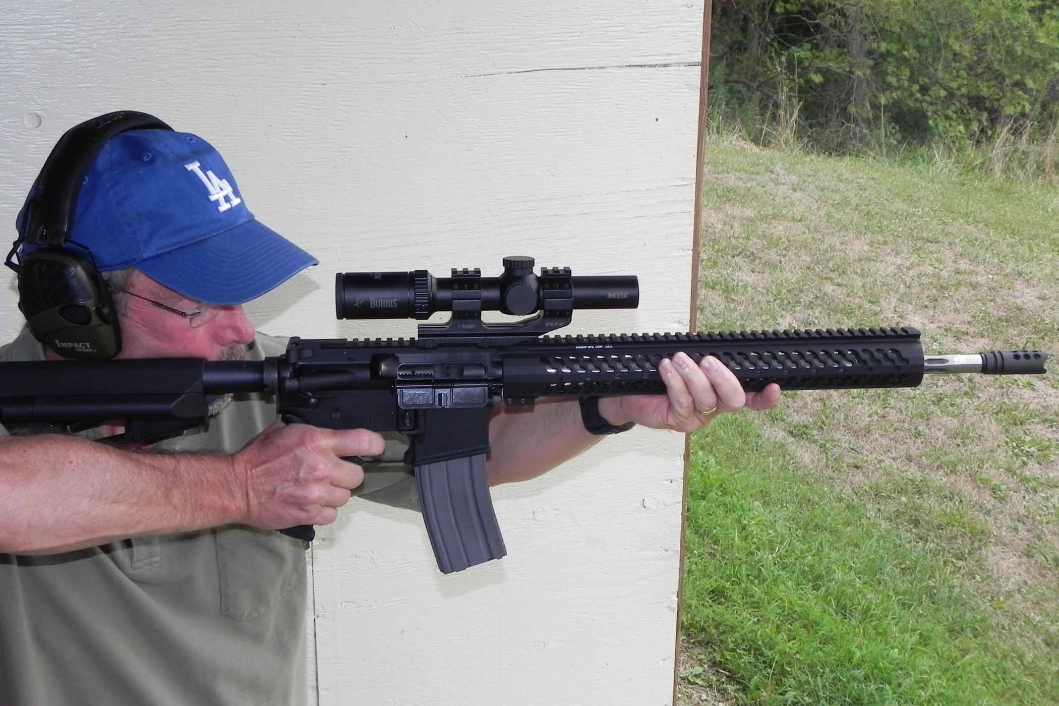 New Rifles: Stag Arms