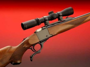 Ruger No. 1 International 7x57 Mauser