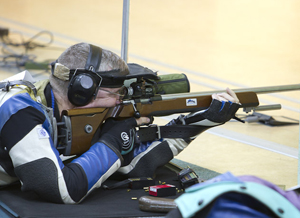 Olympic Shooting Team Update: Uptagrafft Medals at World Cup