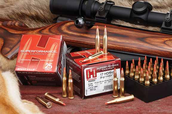 If there ever was a cult classic varmint cartridge it's the .22 Hornet, a cartridge that can