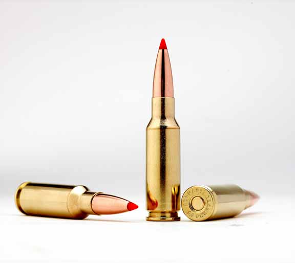 6.5 Grendel cartridges