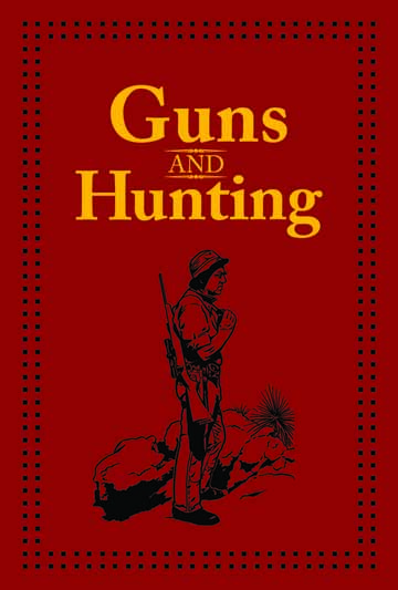 Finn Aagaard Guns and Hunting book cover