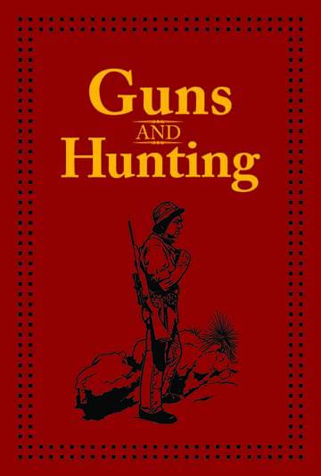 Finn Aagaard Guns and Hunting book cover