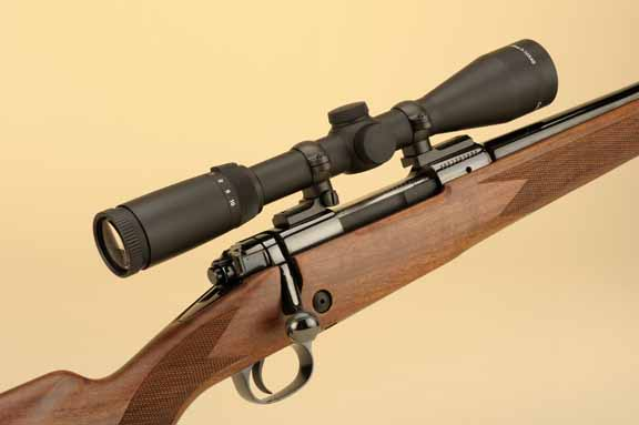 Review: Cabela's 50th Winchester Model 70 Featherweight