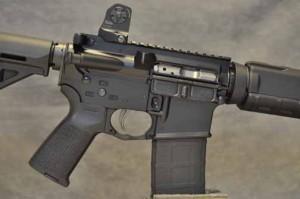 LWRC M6-SL receiver