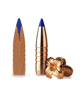 Barnes Tipped Triple Shock bullets